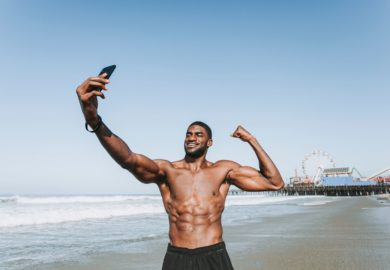 Białko dla sportowców
